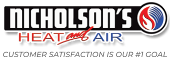 Nicholson's Heating and Air Conditioning, Inc.